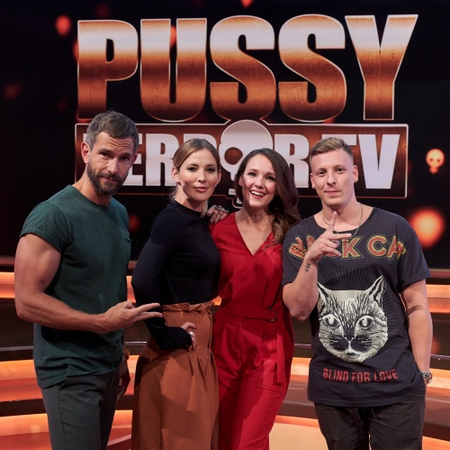 """PussyTerror TV"""