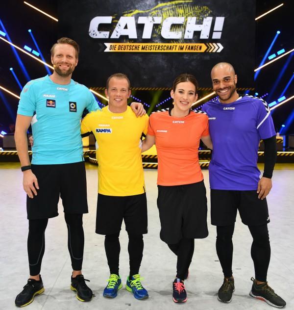 CATCH, 2019, Sendung 4, FINALE